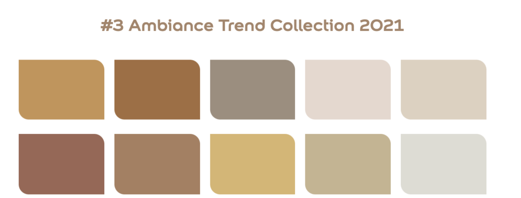 brave ground ambiance trend collection