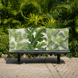 Kussenset jungle print